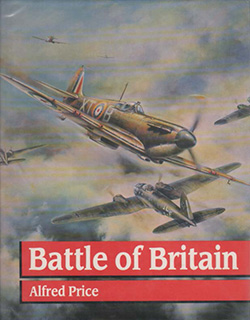 Battle of Britain by Alfred Price