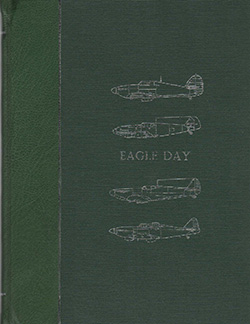 Eagle Day The Battle of Britain by Richard Collier