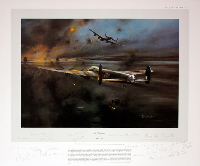 The Dambusters by Robert Taylor