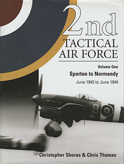 2nd Tactical Air Force by Christopher Shores and Chris Thomas