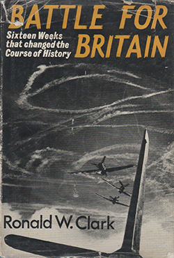 Battle for Britain by Ronald W. Clark