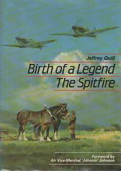 Birth of a Legend by Jeffrey Quill
