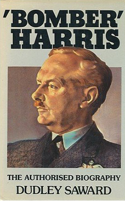 Bomber Harris by Dudley Saward