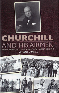 Churchill and his Airmen by Vincent Orange