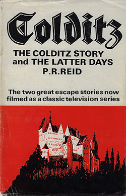 Colditz The Definitive History by Henry Chancellor