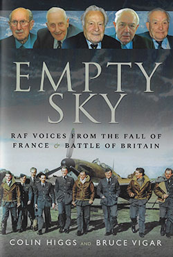 Empty Sky by Colin Higgs and Bruce Vigar