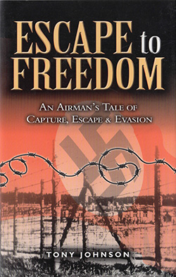 Escape to Freedom by Tony Johnson