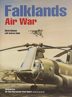 Falklands Air War by Chris Hobson with Andrew Noble