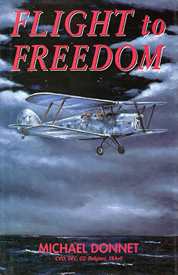 Flight to Freedom by Michael Donnet