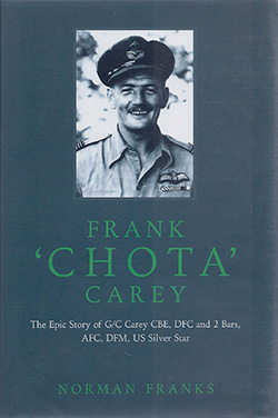 Frank 'Chota' Carey by Norman Franks