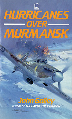 Hurricanes over Murmansk by John Golley
