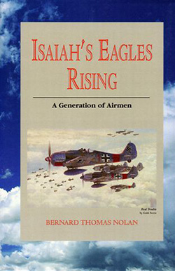 Isaiah's Eagles Rising by Bernard Nolan