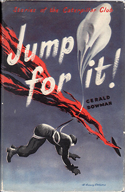 Jump for It by Gerald Bowman