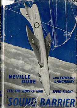 Sound Barrier by Neville Duke and Edward Lanchbery