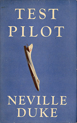 Test Pilot by Neville Duke