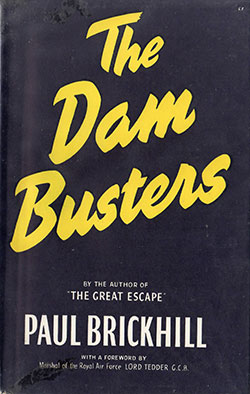 The Dambusters by Paul Brickhill