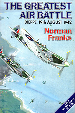 The Greatest Air Battle by Norman Franks