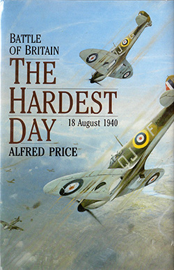 The Hardest Day by Alfred Price