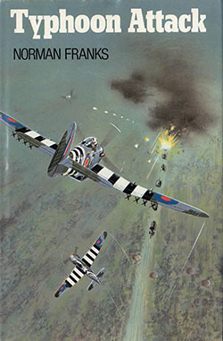 Typhoon Attack by Norman Franks