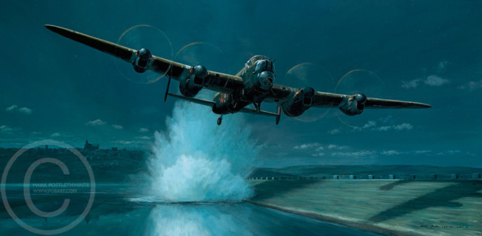 The American Dambuster by Mark Postlethwaite