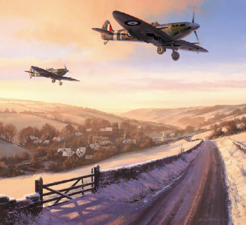 Winter of '41 by Nicolas Trudgian