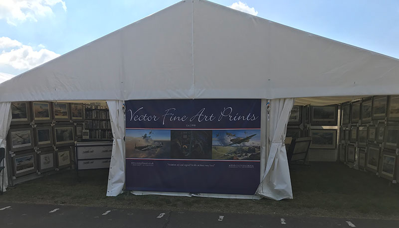 Airshow Marquee