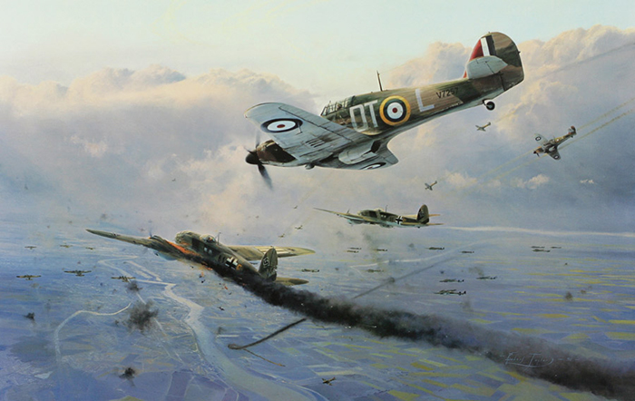 Hurricane Force by Robert Taylor
